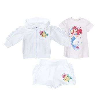 Picture of Monnalisa Baby 'Ariel' Print Tracksuit