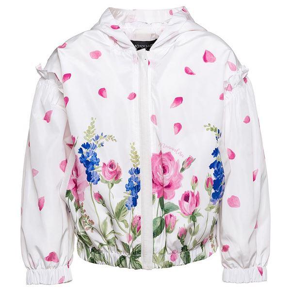 Picture of Monnalisa 'Lola' Printed Jacket