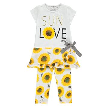 Picture of Ariana Dee 'Sun Love' Leggings set