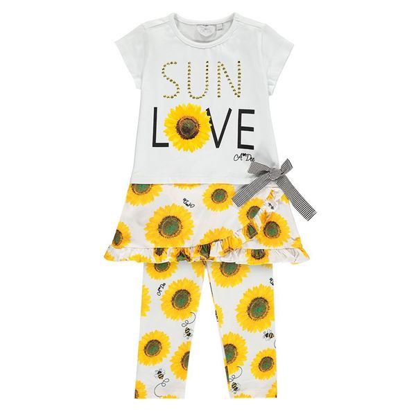 Picture of Ariana Dee 'Sun Love' Leggings set