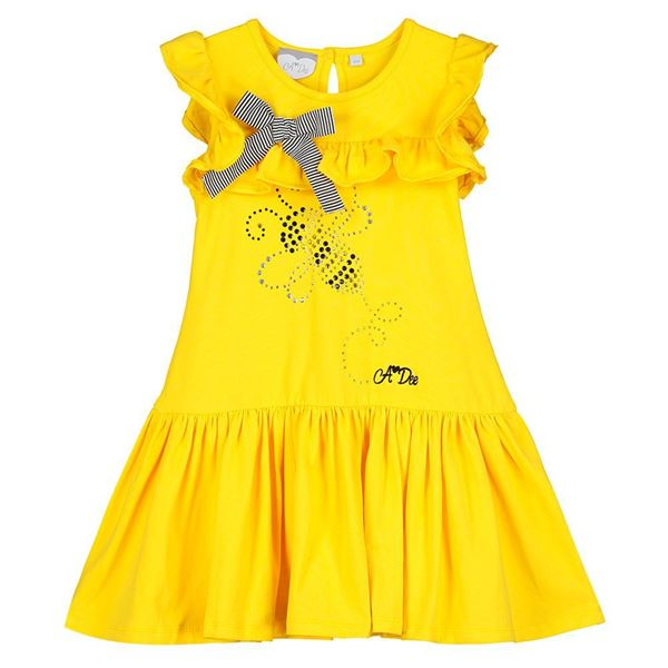 Picture of Ariana Dee Sunflower Dress