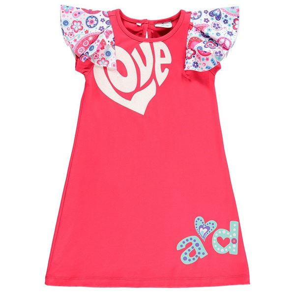 Picture of Ariana Dee Red 'Love' Dress