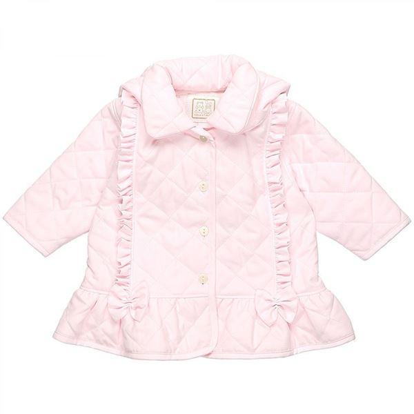 Picture of Emile Et Rose 'Parisa' Baby Pink Coat