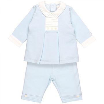 Picture of Emile Et Rose 'Preston' Baby Blue 2 Piece Set