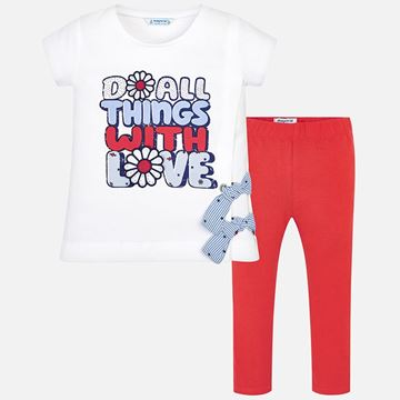 Picture of Mayoral 2 Piece Leggings Set