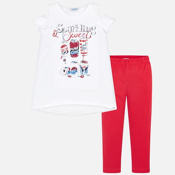Picture of Mayoral Sweets Leggings Set