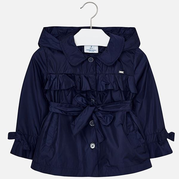 Picture of Mayoral Girls Navy Mac
