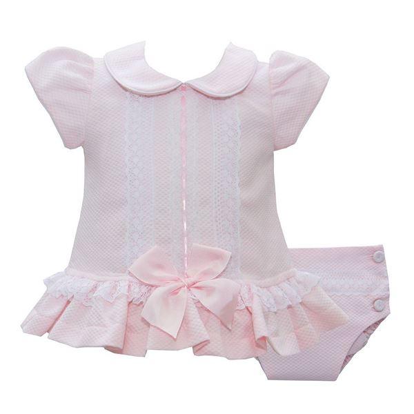 Picture of Pretty Originals Girls Pink Dress