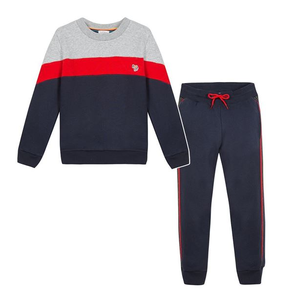Picture of Paul Smith Navy Tracksuit