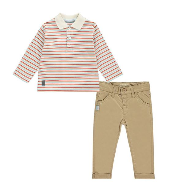 Picture of Mitch & Son 2 Piece Beige Set