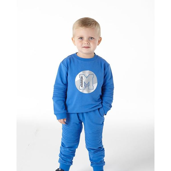 Picture of Mitch & Son Royal Blue 2 Piece Tracksuit