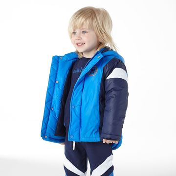 Picture of Mitch & Son Royal Blue Coat