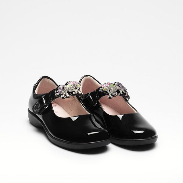 Picture of Lelli Kelly 'Blossom' School Shoes