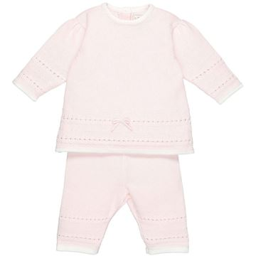 Picture of Emile Et Rose 'Reese' Pale Pink 2 Piece Set