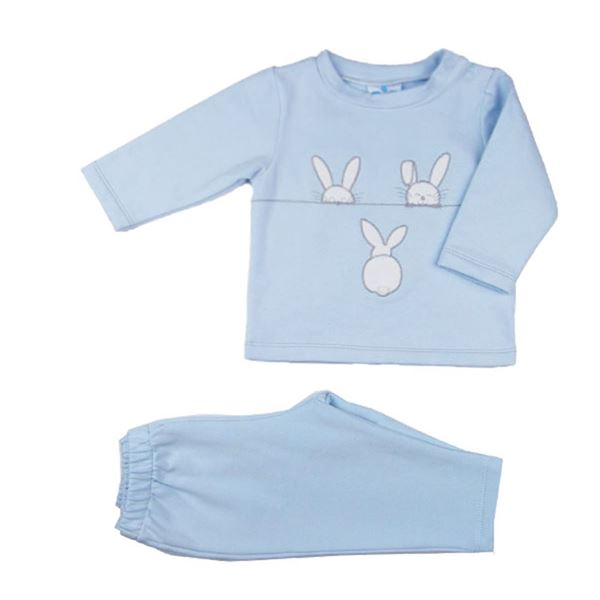 Picture of Sardon Boys Blue Bunny Tracksuit