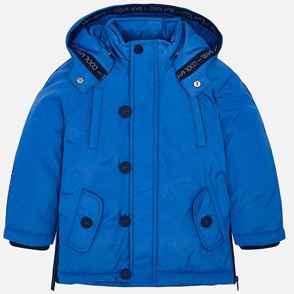 Picture of Mayoral Boys Blue Coat