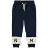 Picture of Mitch & Son 2 Piece Navy Block Tracksuit