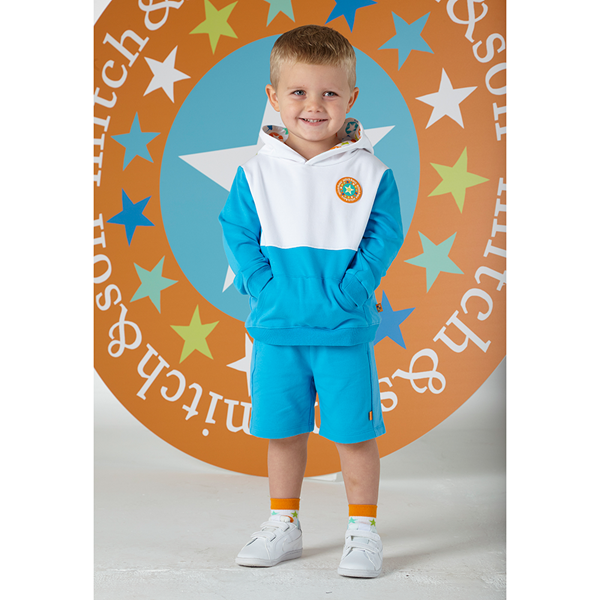 Picture of Mitch & Son Star 2 Piece Hoody Set