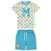 Picture of Mitch & Son 2 Piece Star Jersey Short Set