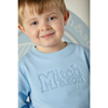 Picture of Mitch & Son Pale Blue Logo Tracksuit