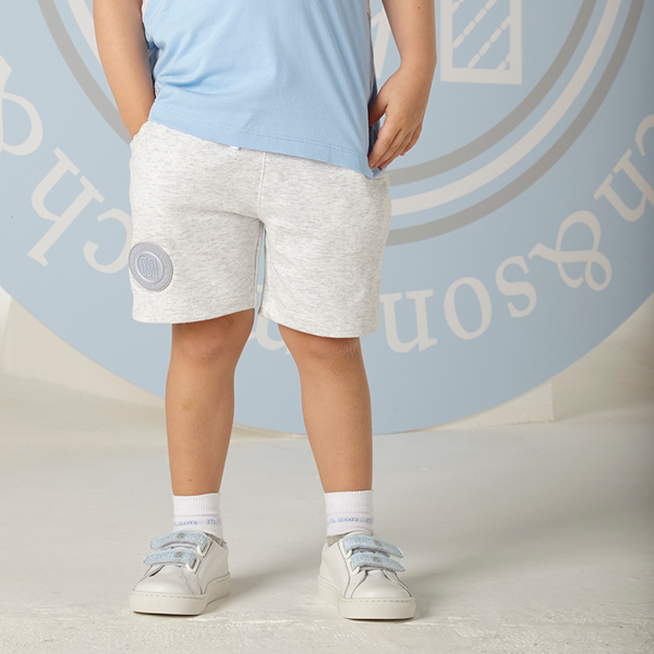 Picture of Mitch & Son Grey Sweat Shorts