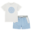 Picture of Mitch & Son Pale Blue Swimset