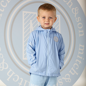 Picture of Mitch & Son Pale Blue Mac