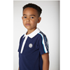 Picture of Mitch Navy Polo Top & Short Set