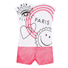 Picture of Kenzo Girls Printed Jumpsuit