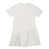 Picture of Kenzo Girls Grey Elephant Dress