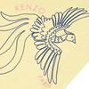 Picture of Kenzo Girls Blue Printed 2 Piece Leggings Set