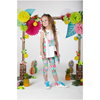 Picture of Ariana Dee Tropical Print Leggings Set