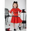 Picture of Ariana Dee Poppy Red Dress