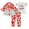 Picture of Ariana Dee Poppy 3 Piece Trouser Set