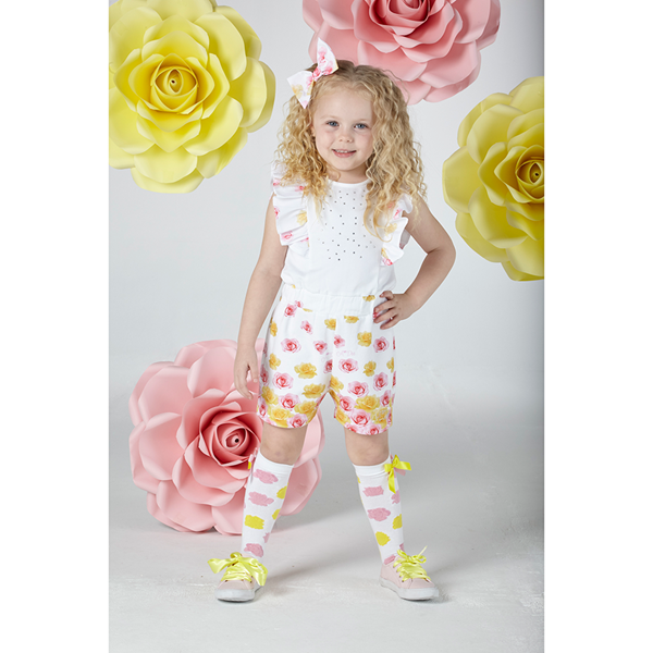 Picture of Ariana Dee Rose Jumpsuit