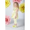 Picture of Ariana Dee Yellow Stripe Legging Set