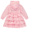 Picture of Ariana Dee Pink Frill Jacket