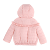 Picture of Monnalisa Baby Pink Jacket