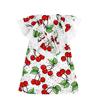 Picture of Monnalisa Girls Cherry Dress