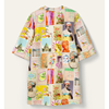 Picture of Oilily Girls 'Haver' Printed Dress