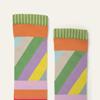 Picture of Oilily Girls 'Madrid' Orange Print Knee Socks