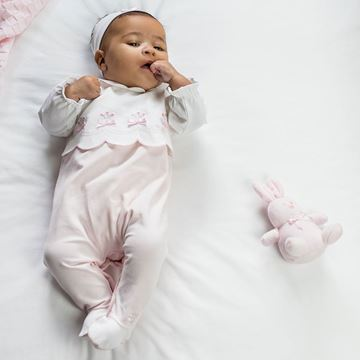 Picture of Emile Et Rose 'Sofia' Pale Pink Romper