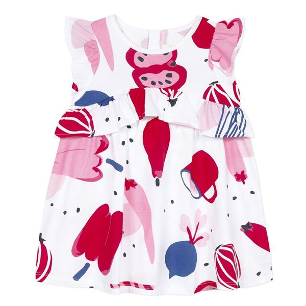 Picture of Catimini Baby Girls Printed Dress