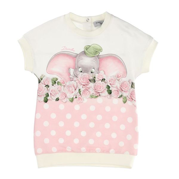 Picture of Monnalisa Baby Dumbo Jumper Dress
