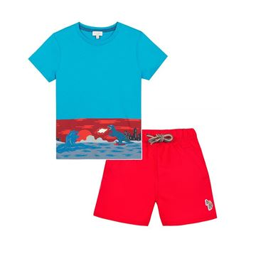 Picture of Paul Smith Boys Red Swinset