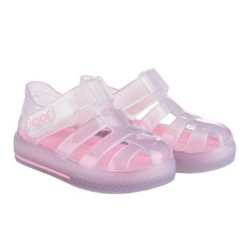 Picture of Igor Star Cristal Pink Velcro Jellies