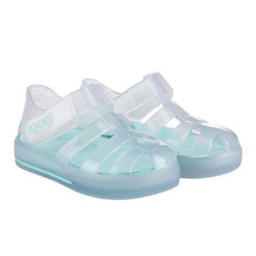 Picture of Igor Star Cristal Mint Velcro Jellies