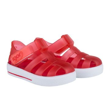 Picture of Igor Star Red Velcro Jellies