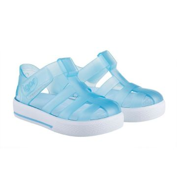 Picture of Igor Star Blue Velcro Jellies