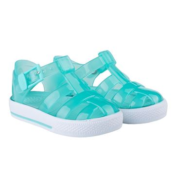 Picture of Igor Tennis Mint Buckle Jellies